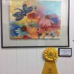 Honorable Mention .. I'm A Pretty Dragonfly by Eileen McRae