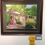 Honorable Mention .. Kenneth Harris Paulines Cottage