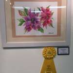 Honorable Mention .. Pointsettias by Michael Biscelglia
