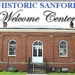 Historic Sanford Welcome Center Art Show