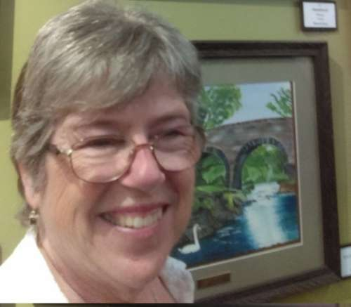 Sharon Hunt, POW Artist